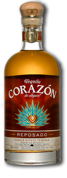 Corazon Reposado 750ml