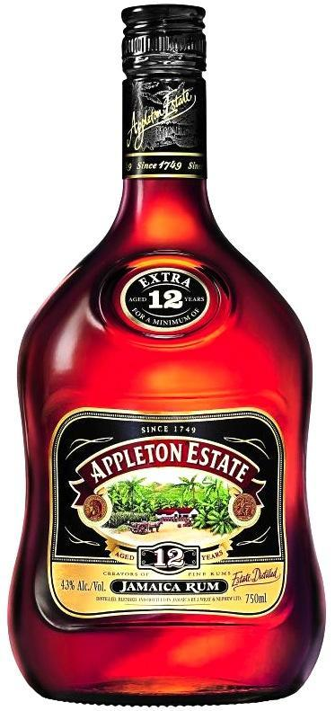 Appleton Estate Rare Cask 12 Yrs. 750ml