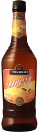 Hiram Walker Triple Sec 60 Proof 1L