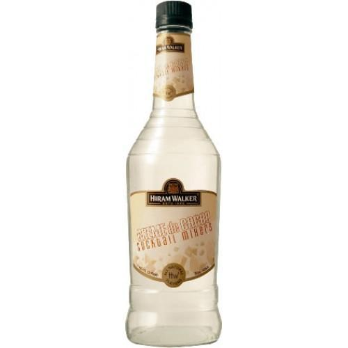 Hiram Walker White Cacao 1L