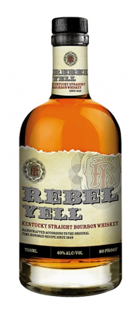Rebel Yell Bourbon Whiskey 750ml