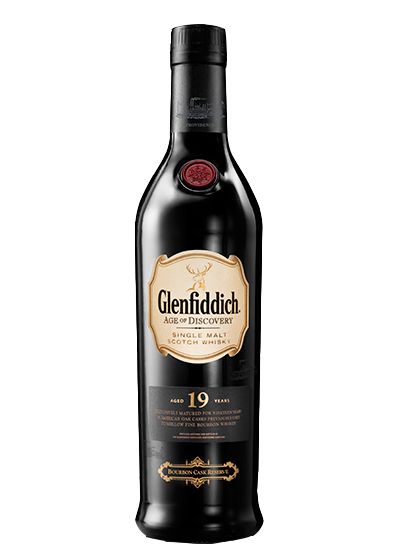Glenfiddich Age Of Discovery Bourbon Cask 19Yrs 750ml