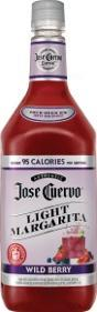 Jose Cuervo Authentic Light Wild Berry Margarita 1.75L