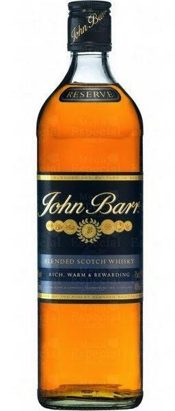 John Barr Black Reserve Scotch 1.75L