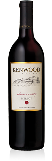 Kenwood Merlot 2015 750ml