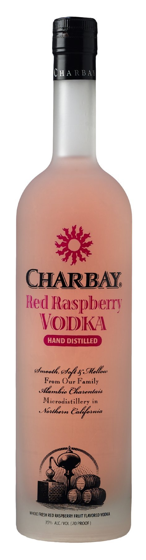Charbay Red Raspberry 750ml