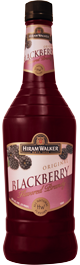 Hiram Walker Blackberry Brandy 750ml