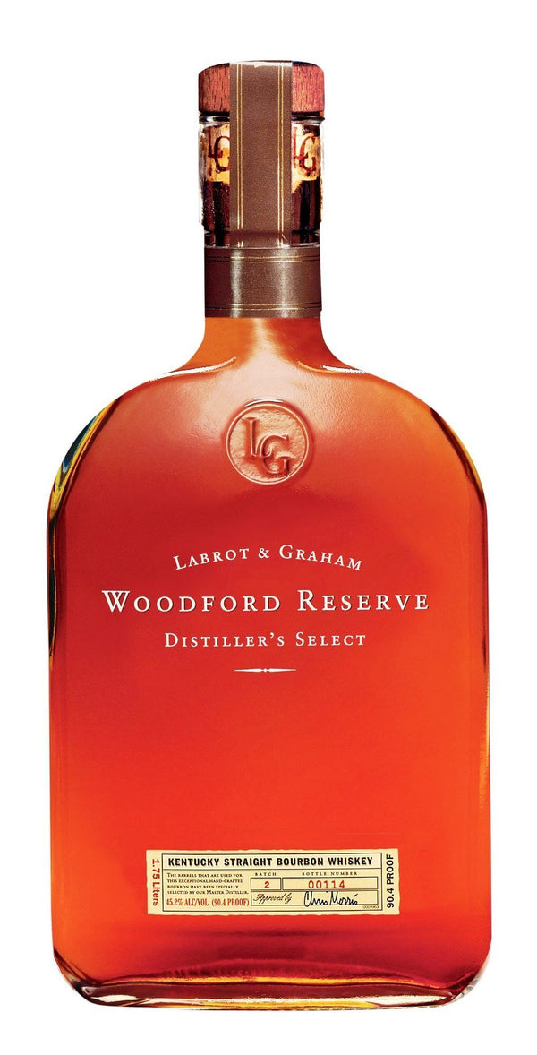 Woodford Reserve Kentucky Bourbon Whiskey 1.75L