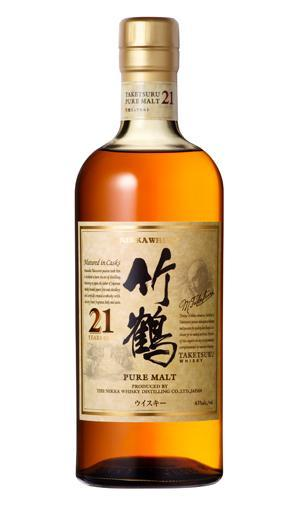 Nikka Pure Malt Taketsuru 21 Yrs. 750ml