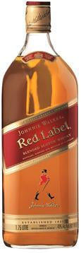 Johnnie Walker Red Blended Scotch Whisky 1.75L