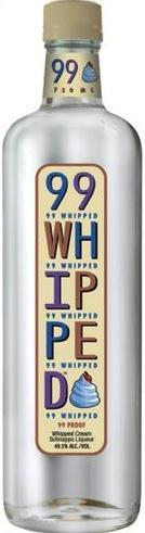 99 Whipped Cream 750ml