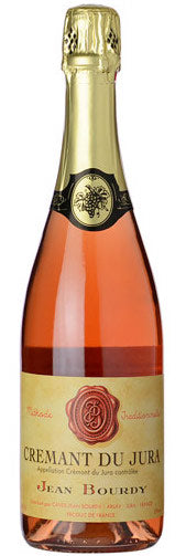 Caves Jean Bourdy Cremant Du Jura Rose 750ml