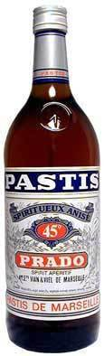 Prado Pastis 90 Proof 1L