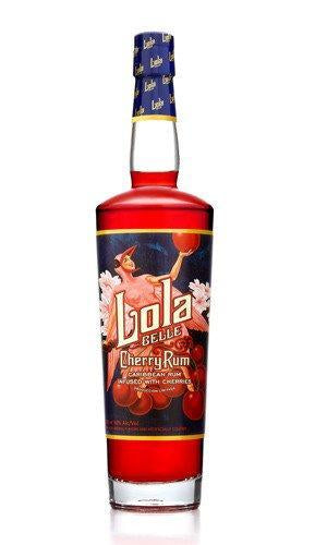 Lola Belle Cherry Rum 750ml