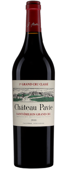 Chateau Pavie Saint Emilion Grand Cru 2010 750ml