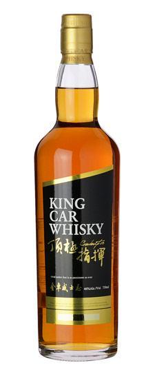 Kavalan King Car Conductor Whisky 750ml