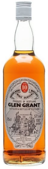G&M Glen Grant 10Yrs 750ml