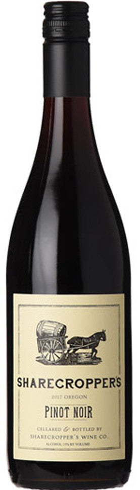 Sharecropper's Pinot Noir 2018 750ml