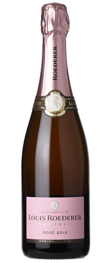Louis Roederer Brut Rose 2012 750ml