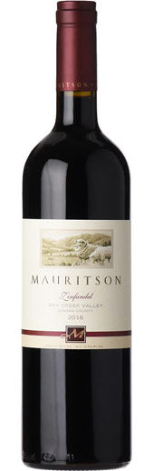 Mauritson Dry Creek Zinfandel 2016 750ml