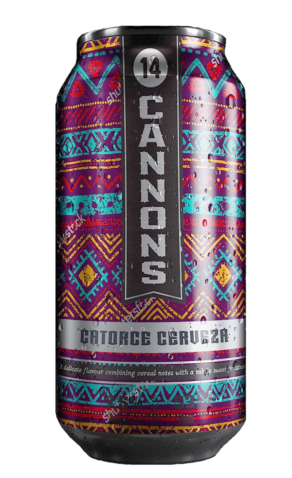 14 Cannons Catorce Mexican Lager 6pk Cans