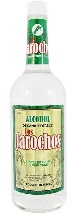 Alcohol Los Jarochos 99 Proof 1L