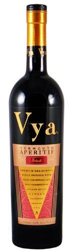 Quady Vya Vermouth Sweet 375ml