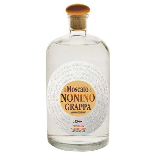 Nonino Grappa Merlot 375ml
