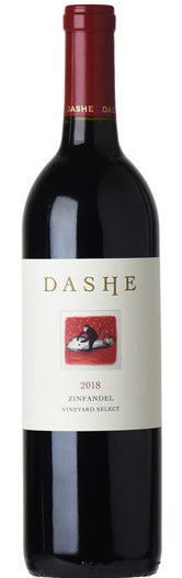 Dashe Zinfandel Vineyard Select 2018 750ml