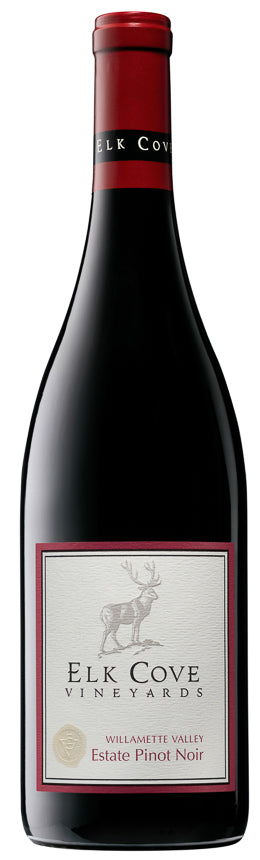 Elk Cove Williamette Estate Pinot Noir 2017 750ml