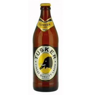 Tusker Indian Lager 355ml