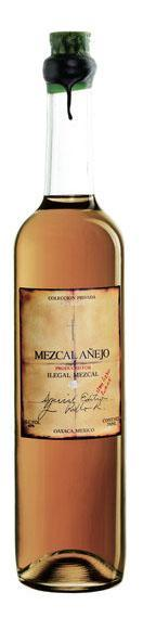 Ilegal Mezcal Anejo 750ml