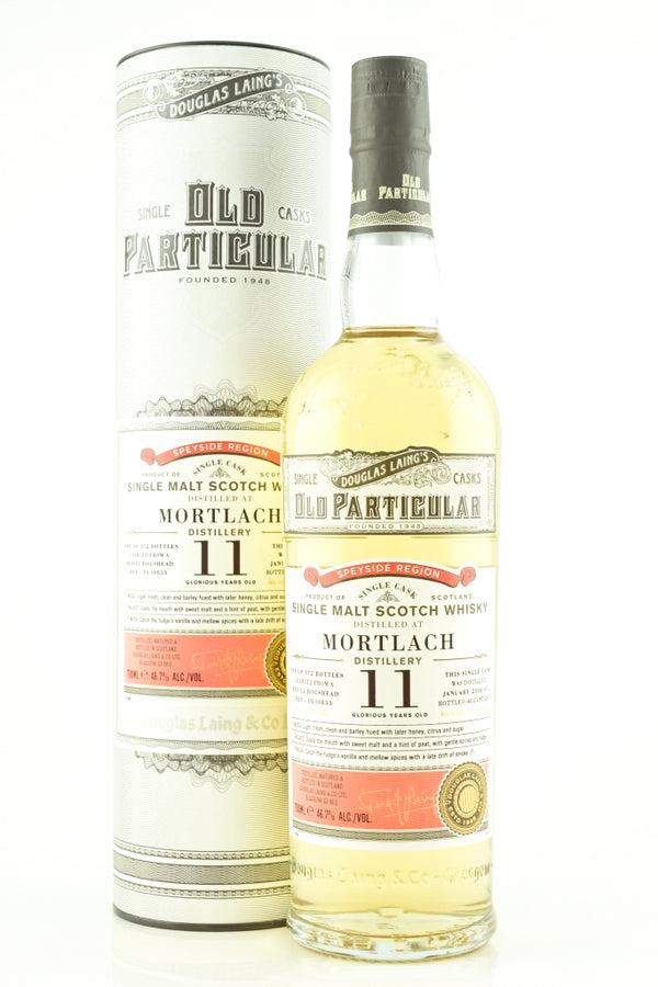 Douglas Laing Old Particular Mortlach 11Yr 750ml