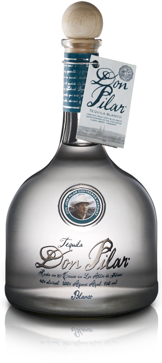 Don Pilar Tequila Blanco 750ml
