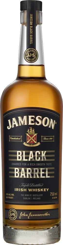 Jameson Irish Reserve Black 750ml
