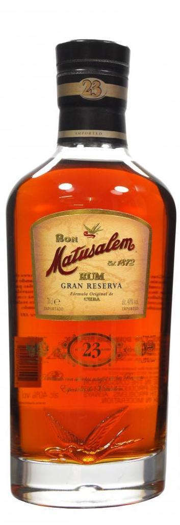 Ron Matusalem Gran Reserva 23 Yrs 750ml