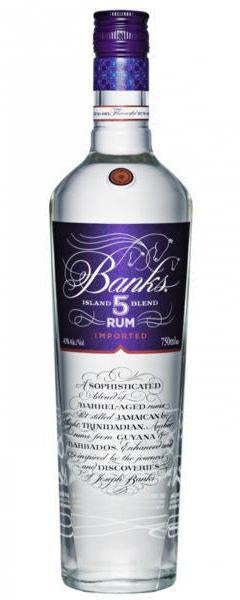 Banks Rum 5 Island Blend 750ml