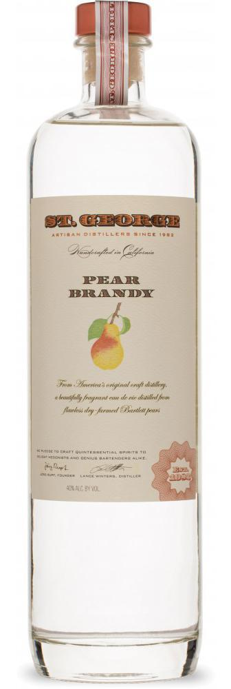 St. George Pear Brandy 750ml