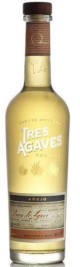 Tres Agaves Anejo 750ml