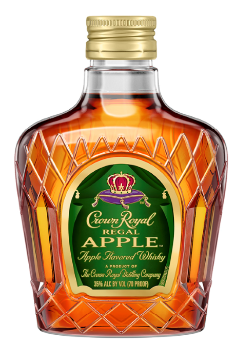 Crown Royal Regal Apple 50ml