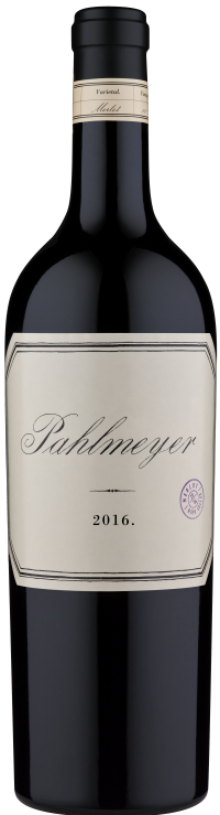 Pahlmeyer Merlot Napa Valley 2016 750ml