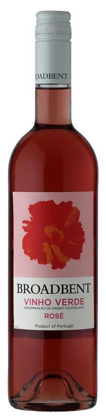 Broadbent Vinho Verde Rose 750ml