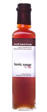 Small Hand Foods Tonic Syrup 8.5oz