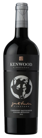 Kenwood Jack London Cabernet Sauvignon 2015 750ml