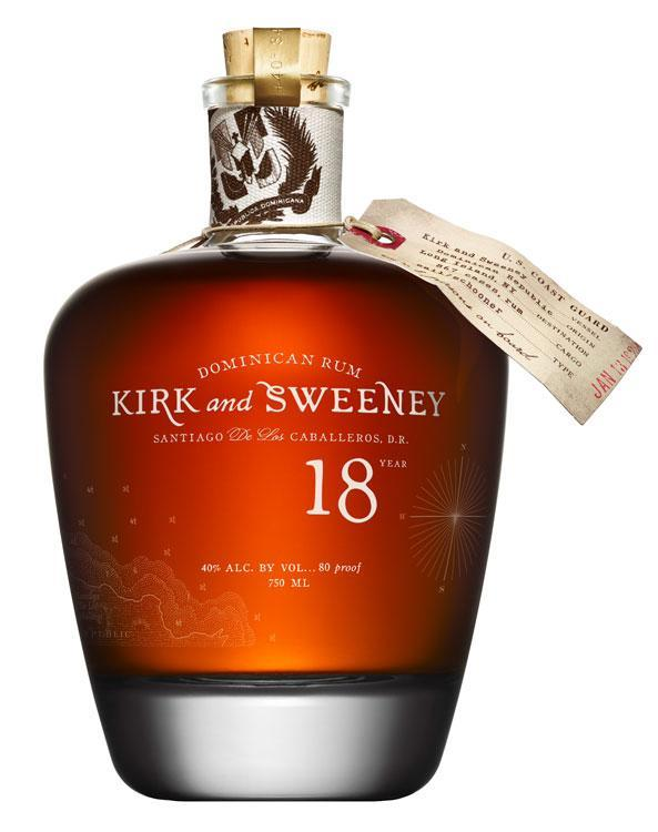 Kirk And Sweeney Rum 18 Yrs 750ml