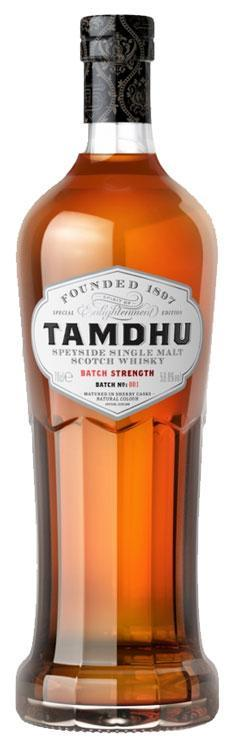 Tamdhu Batch Strength Single Malt Whiskey 750ml
