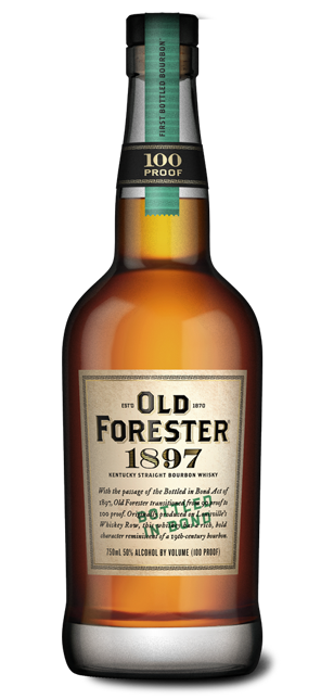 Old Forester 1897 Bottled In Bond Kentucky Bourbon 750ml