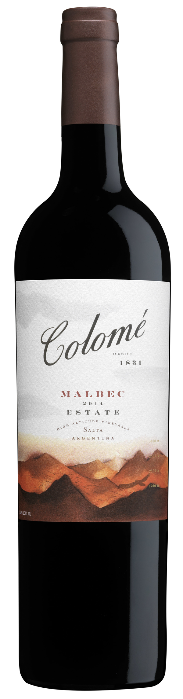 Colome Estate Malbec 750ml