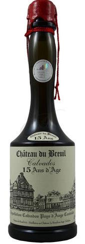 Chateau Du Breuil Calvados 15 Yrs 750ml