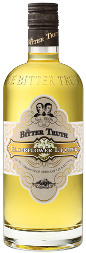 Bitter Truth Elderflower Liqueur 750ml
